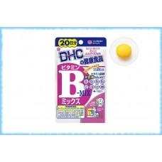 DHC Витамины B-Mix, на 20 дней