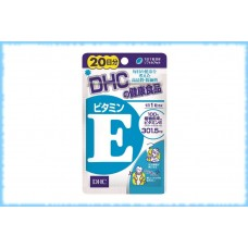 DHC витамин E, на 20 дней