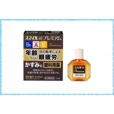 Глазные капли Lion Smile 40 Premium, Lion, 15 мл.