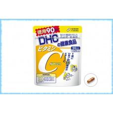 DHC Витамин C, на 90 дней