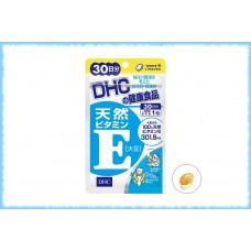 DHC витамин E, на 30 дней
