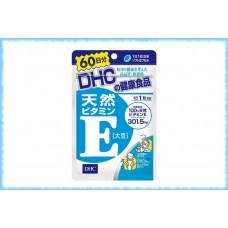 DHC витамин E, на 60 дней