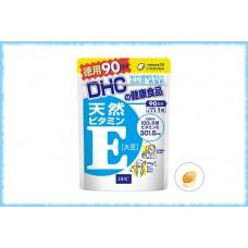 DHC витамин E, на 90 дней