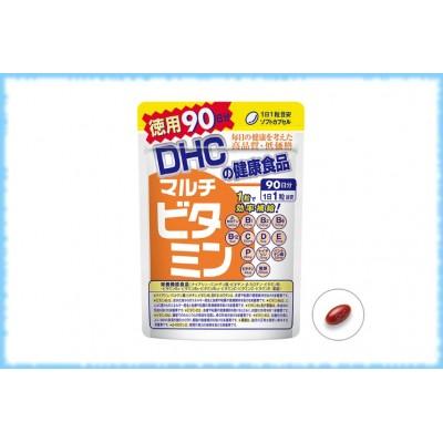 DHC Мультивитамины, на 90 дней