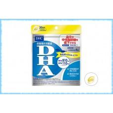 DHC DHA (Рыбий жир, Омега-3), на 30 дней