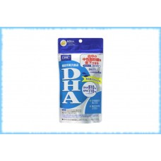 DHC DHA (Рыбий жир, Омега-3), на 60 дней