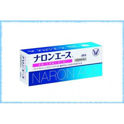 Обезболивающее средство Naron Ace, Taisho, 48 таблеток