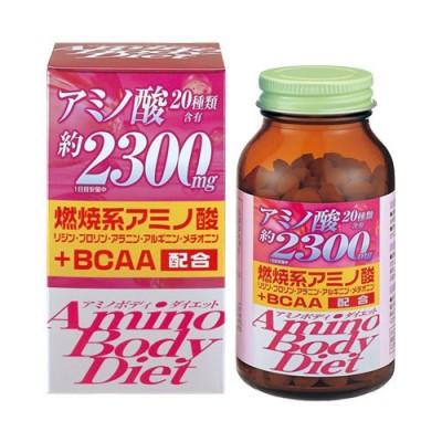 Amino Body Diet, на 25 дней