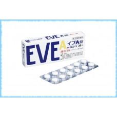 Болеутоляющее, жаропонижающее средство EVE A, SSP, 36 таблеток