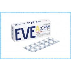 Болеутоляющее, жаропонижающее средство EVE A, SSP, 60 таблеток
