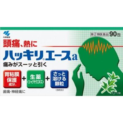 Обезболивающий порошок от разных видов боли Clear Ace, 90 шт.