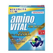 Аминокислоты AminoVital Standart 2200, 14 стиков