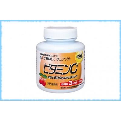 Витамин С со вкусом вишни Most, Orihiro, на 90 дней