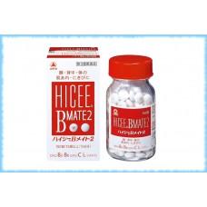 Витамины против акне Hicee B mate2, на 75 дней