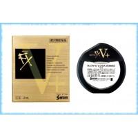 Витаминизированные глазные капли Sante FX V+, Santen, 12 мл.