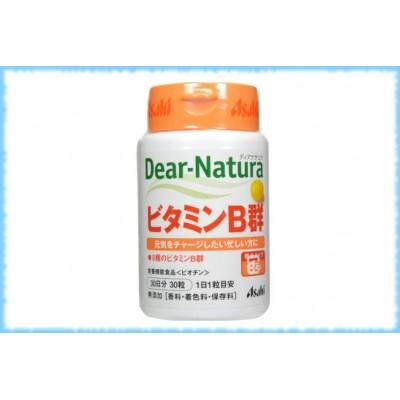 Комплекс витаминов группы B, Dear-Natura, Asahi, на 60 дней