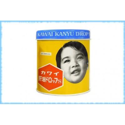 Детские витамины со вкусом банана Kawai Kanyu Drops S, 300 шт.
