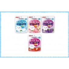 Таблетки для ухода за молочными зубами Xylytol+, Pigeon, 60 шт.