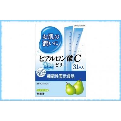Желе с гиалуроновой кислотой Hyaluron C Jelly, Earth Biochemical, 31 саше
