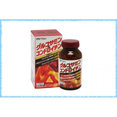 Глюкозамин + Хондроитин, Itoh, на 30 дней