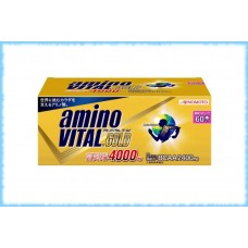 Аминокислоты AminoVital Gold 4000, Ajinomoto, 60 пакетиков