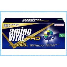Аминокислоты BCAA Amino Vital Pro, Ajinomoto, 120 стиков