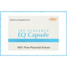 Экстракт плаценты (лошадиная) EQ Capsule Placenta, Japan Bio Products, на 30 дней