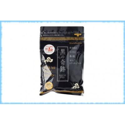 Волшебный черный чай для похудения Kuro No Kiseki, Healthy Life, 30 пакетиков