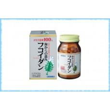 Фукоидан Fucoidan, Orihiro, на 30 дней