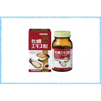 Устричный экстракт Grain Of Oyster Extract, Orihiro, на 20 дней