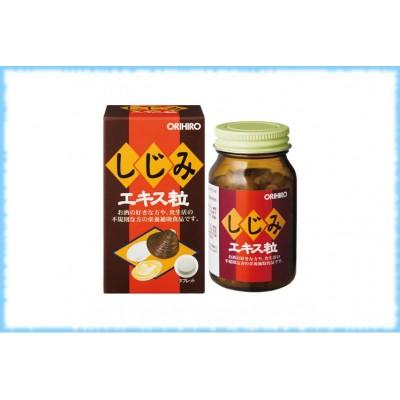Экстракт моллюска корбикула, Orihiro, на 12-24 дня