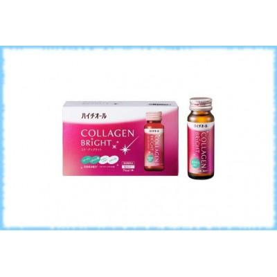 Питьевой коллаген с гиалуроновой кислотой Hythiol Collagen Bright, SSP, 10 бутылочек