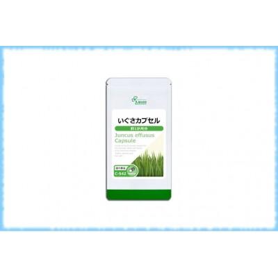 Ситник развесистый в капсулах Juncus Effusus Capsule, Lipusa, на 30 дней