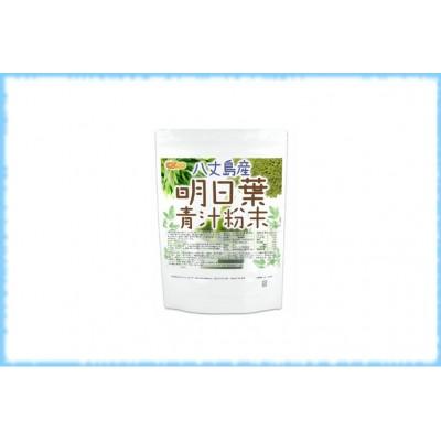 Аодзиру из листьев дудника Green Juice Powder Hachijojima, NICHIGA, 110 гр.