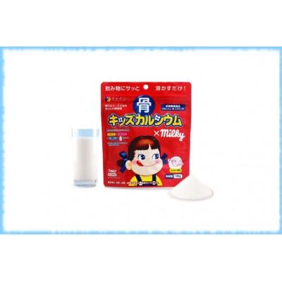 Детский молочный напиток для формирования костей Bone Kids Calcium Milk Flavor, FINE JAPAN, 100 гр.