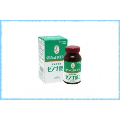 Порошок сенны для нормализации функции ЖКТ Sennae Folium, ITOH, на 75 дней