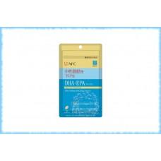 DHA и EPA жирные кислоты DHA / EPA Premium, AFC, на 30 дней