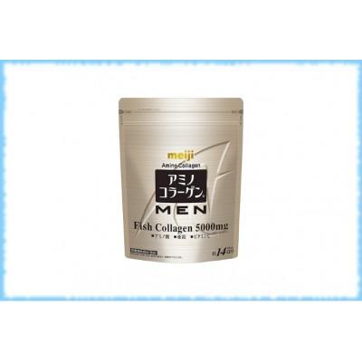 Коллаген для мужчин Amino Collagen Men, Meiji, на 14 дней
