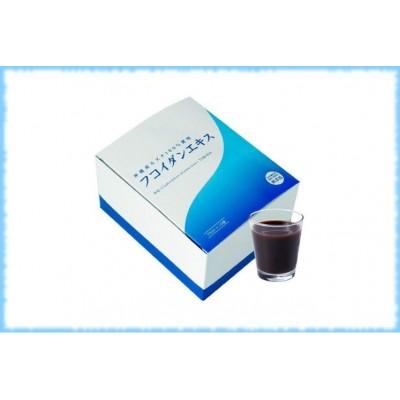 Высококонцентрированный жидкий фукоидан FUCOIDAN, Kanehide Bio, на 10 дней