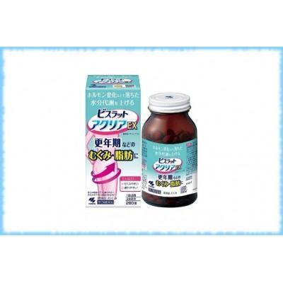 Комплекс для похудения и и снятия отеков во время менопаузы Bisrat Aclear EX, курс на 28 дней (280 таблеток)