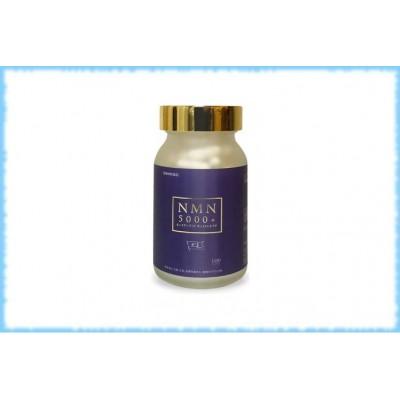 Комплекс с никотиномидом для замедления процесса старения En-joi supplement NMN 5000+, курс на 30 дней (100 капсул)